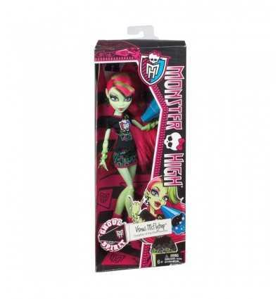 Monster High Brividine VENUS BDF07 Pom Poms BDF09 Mattel- Futurartshop.com