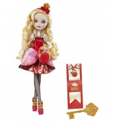 Когда-нибудь после высоких BFX22 BFX23-Real, Apple белая кукла BFX23 Mattel- Futurartshop.com