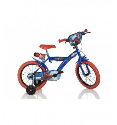 16 Vélo Spiderman 163G-SA - Futurartshop.com