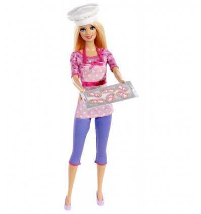 Mattel Barbie je peux être... BFP99 BDT28 pâtisserie BDT28 Mattel- Futurartshop.com