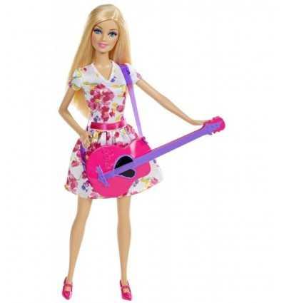 Mattel Barbie kan jag vara... BFP99 BDT24 sångare BDT24 Mattel- Futurartshop.com
