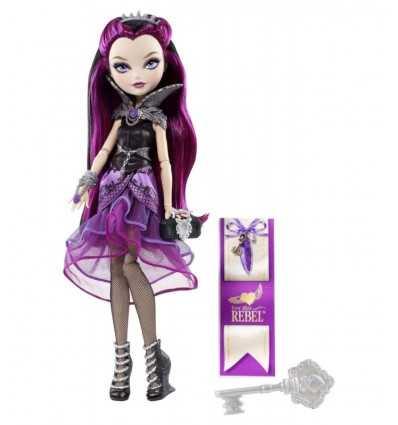 Jamais après haute BFW91-BFW90 rebelles, Raven Queen Doll BFW91 Mattel- Futurartshop.com