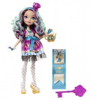 BFW92-rebelde siempre alta BFW90, Madeline Doll Sombrerero BFW92 Mattel- Futurartshop.com