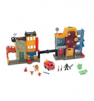 BGX04-Mattel Imaginext Adventure city BGX04 Mattel- Futurartshop.com