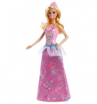 Princesses Mattel Barbie pour faire la fête avec purple robe CBV51 BCP16 BCP16 Mattel- Futurartshop.com