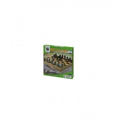 Jeu d'échecs du bassin du Congo RDF87130 RDF87130 Giochi Preziosi- Futurartshop.com