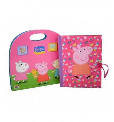 Peppa Pig set Diario Segreto in valigetta I miei piccoli segreti 133743 Accademia-Futurartshop.com
