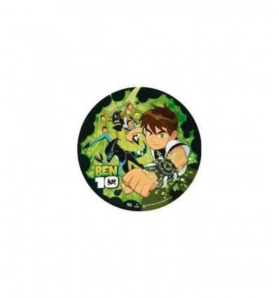 8 dużych płyty 23 cm Ben 10 BB119500 Como Giochi - Futurartshop.com
