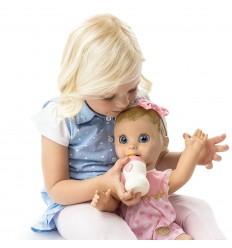 skimmer och glans docka+klistermärken-tala enahal