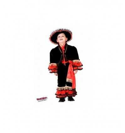 Carnaval Veneciano bailarín Flamenco Costume Baby 8951 Veneziano- Futurartshop.com