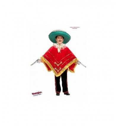 Kostym Carnival venetianska sammet mexikanska Baby 5041 Veneziano- Futurartshop.com