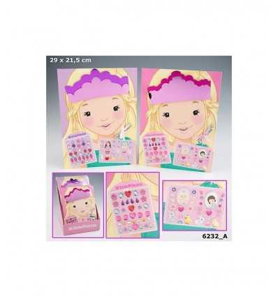 Créez votre ma princesse de style Couronne 046232 046232 Crems- Futurartshop.com
