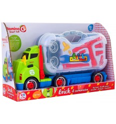 Gebinde creative kit cars 3 färbt lightning