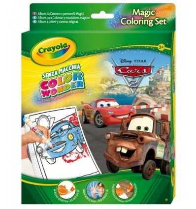 Crayola Color Wonder establece coches 55511 Crayola- Futurartshop.com