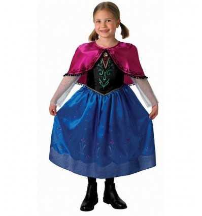 Karnawał kostium zamrożone Anna Deluxe CMGR889545/S Como Giochi - Futurartshop.com