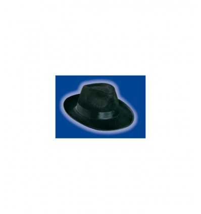 Cappello Gangster nero 8091 8091 Nuova Rio- Futurartshop.com