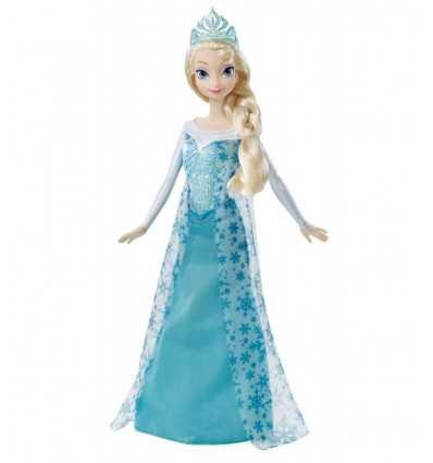 Disney Princess Sparkle frysta Elsa docka Y9960 Mattel- Futurartshop.com