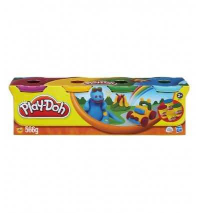 Play Doh Classic Colors Theme Creative 22114EU40/A9213 Hasbro- Futurartshop.com