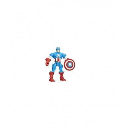 capitan america super hero mashers personaggio 17cm A6825E270 Hasbro- Futurartshop.com