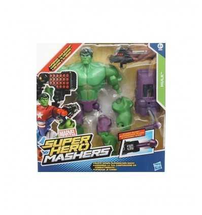 Marvel Super Hero HULK Hasbro A6636 trituradores A6833E270 Hasbro- Futurartshop.com
