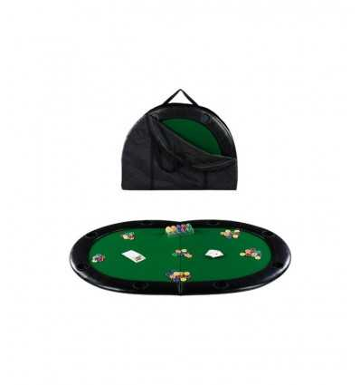 ポーカー テーブル テキサスの把握 ' em、ボードの皮膚 02170 Dal Negro- Futurartshop.com