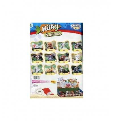 Milky e Friends - Conigli Floccati 6 Cm CCP90202 Giochi Preziosi-Futurartshop.com