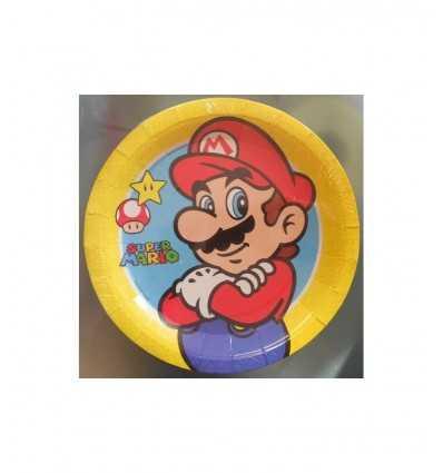 Plaques de Super Mario Party 8 PCs, CMG204988 CMG204988 Como Giochi - Futurartshop.com