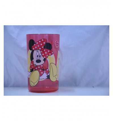 Bicchiere 24 cl Minnie in plastica per bambini CMG123182 HDG5979300 Como Giochi -Futurartshop.com