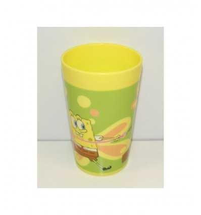 SpongeBob Kunststoff Glas 24 cl CMG118822 Como Giochi - Futurartshop.com