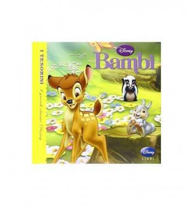 バンビ、tesorini 7630WD Panini- Futurartshop.com