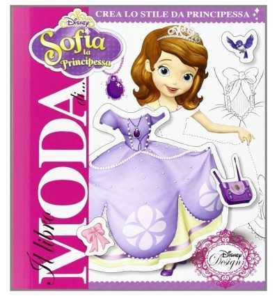 Libro moda Sofia la Principessa 7562WD Panini-Futurartshop.com