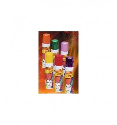 Fluoreszierende Farbe Haarspray SP 23 New Bama Party- Futurartshop.com