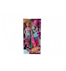 Karneval kostym Frozen Anna Classic