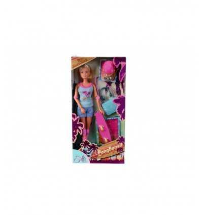 Steffi Love Miami Super voiture de sport 105736578 Simba Toys- Futurartshop.com