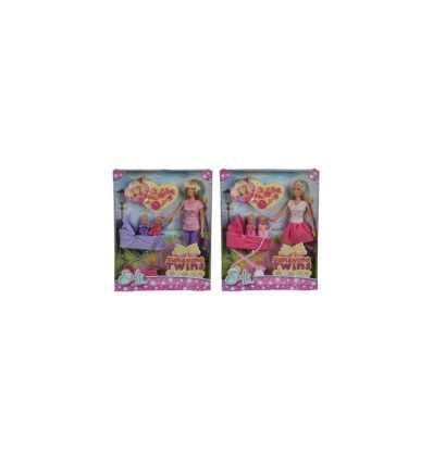Steffi Love mit dem Kinderwagen 5738060 Simba Toys- Futurartshop.com