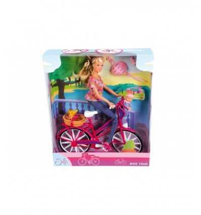 Steffi Love cykeltur 105739050 Simba Toys- Futurartshop.com