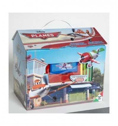 平面コテージ スタンピングと着色 RAV9872 Grandi giochi- Futurartshop.com