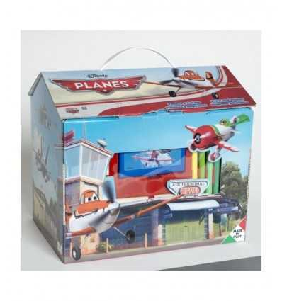 Самолеты коттедж штамповки и окраски RAV9872 Grandi giochi- Futurartshop.com