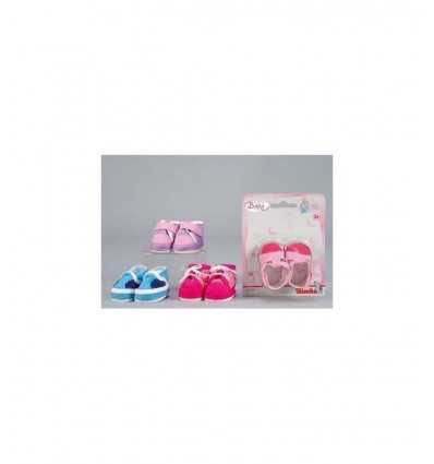 NewBornBaby-Shoes 35/45 cm 4mod. 105568268 Simba Toys- Futurartshop.com