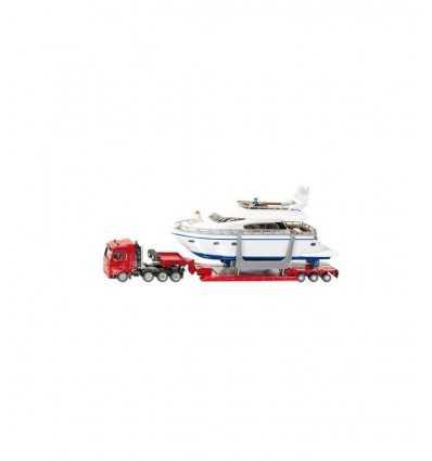 18 ウィーラーとヨット SIKU1849 Siku- Futurartshop.com