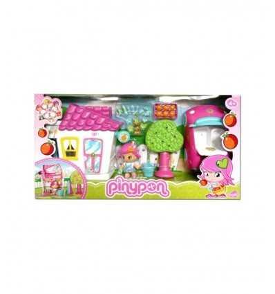 PinyPon 小さな家と車 700009524 Famosa- Futurartshop.com