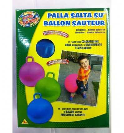 60 cm のボール ジャンプします。 RDF50032 Giochi Preziosi- Futurartshop.com