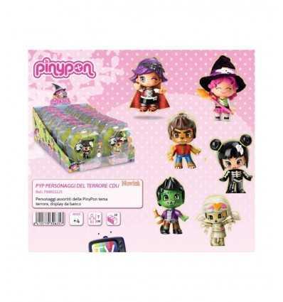 PinyPon tecken av terror 700011135 Famosa- Futurartshop.com