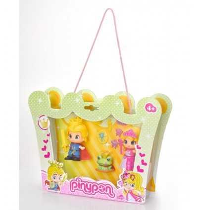 PinyPon Pack Prinz und die Prinzessin 700011163 Famosa- Futurartshop.com