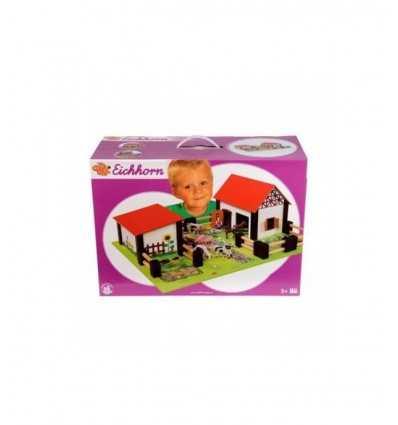 Hein ferme en bois 100004308 Simba Toys- Futurartshop.com