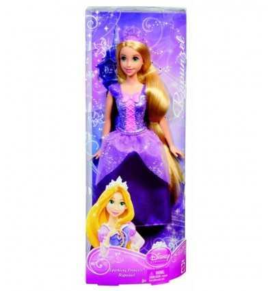 Rapunzel Scintillante BBM05 Mattel-Futurartshop.com
