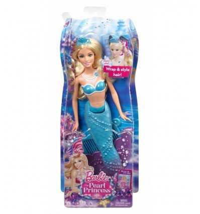 Barbie Princess Pearl Siren Blue's BCV22 Mattel- Futurartshop.com