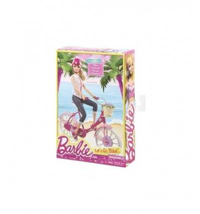 Accesorios de Barbie bicicleta BDF35 Mattel- Futurartshop.com