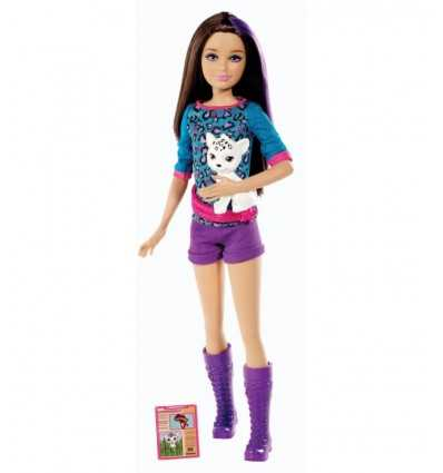 Safari sœurs Barbie Skipper BDG29 Mattel- Futurartshop.com