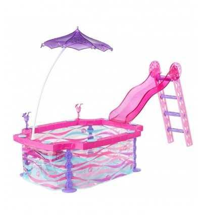 Барби глэм бассейн BDF56 Mattel- Futurartshop.com